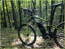 electric mountain bike mtb pedalata assistita